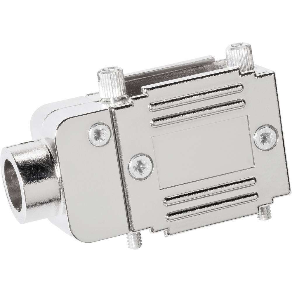 D-SUB adapterski pokrov Provertha 77091M, poli: 9, vsebina:1kos