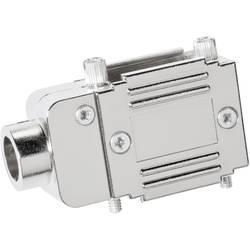 D-SUB adapterski pokrov Provertha 77151M, poli: 15, vsebina:1 kos
