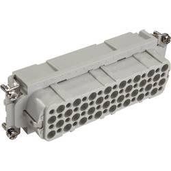 Vtična enota EPIC® H-D 64 11271000 LappKabel skupno število polov 64 + PE 5 kosov