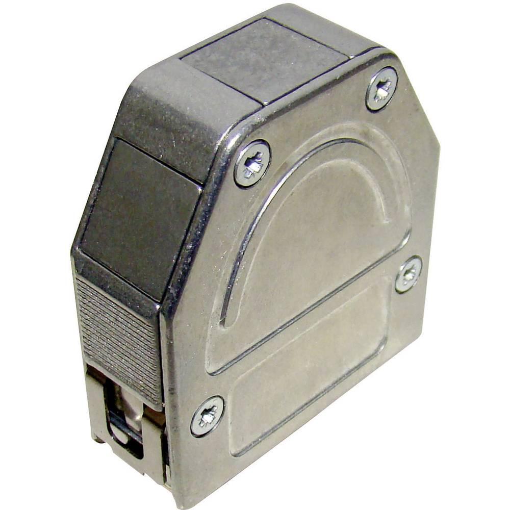 D-SUB pokrov iz umetne mase Provertha 104090M001, Quick Lock, poli: 9, vsebina: 1 kos