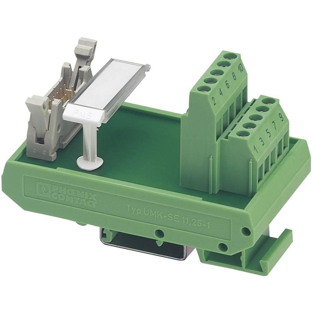 Modul Varioface za ploščati konektor serije FLKM FLKM 10 Phoenix Contact 2281018