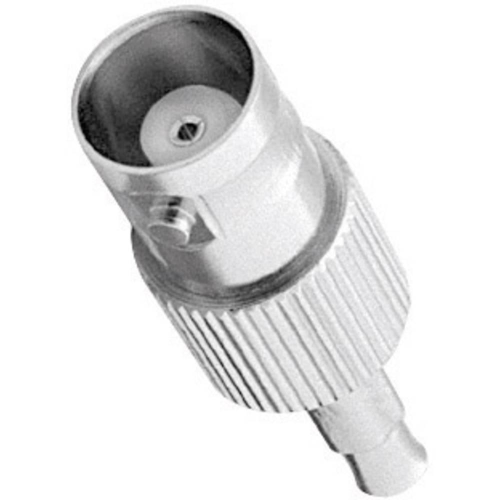 BNC-stikforbindelse Amphenol B6121E1-ND3G-5-50 50 Ohm Tilslutning, lige 1 stk