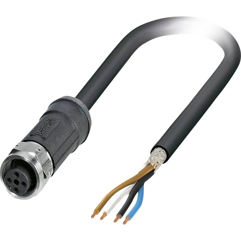 Sensor-, aktuator-stik, Phoenix Contact SAC-4P- 5,0-28X/M12FS SH OD 1 stk
