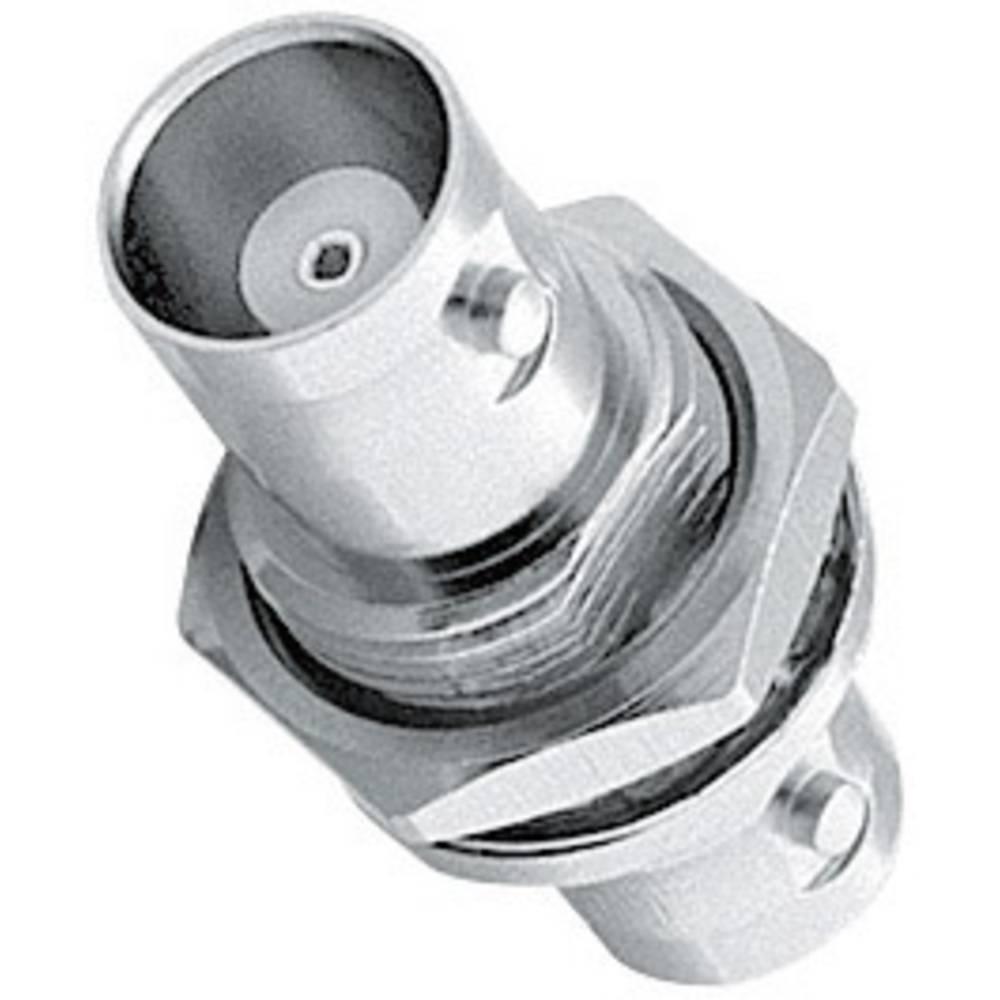 BNC VGRADNI ADAPTER IZOLIRAN 50 OHMOV Amphenol B7771B3-ND3G-50