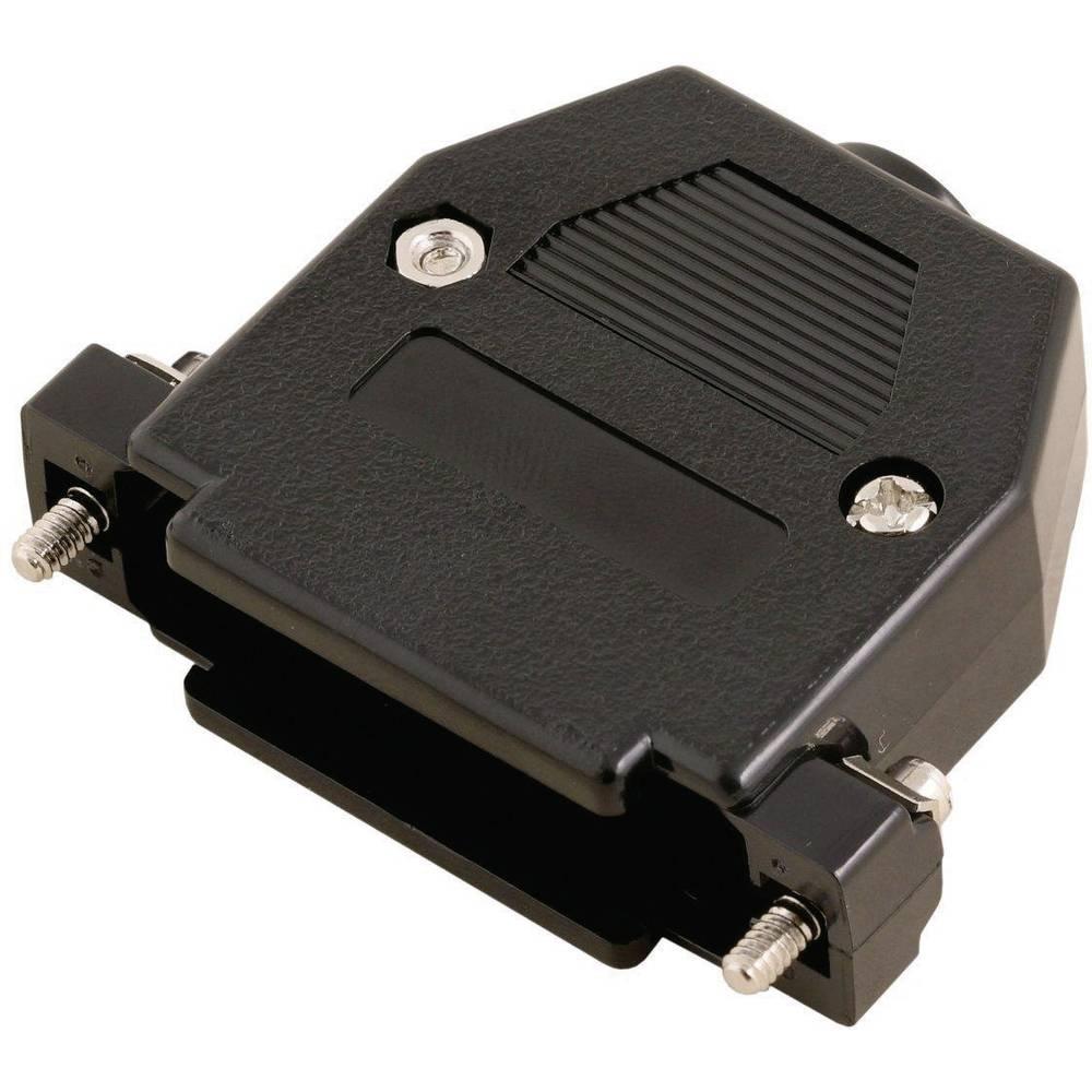 D-SUB pokrov iz umetne mase Encitech 2360-0102-02, poli: 15,vsebina: 1 kos MH Connectors