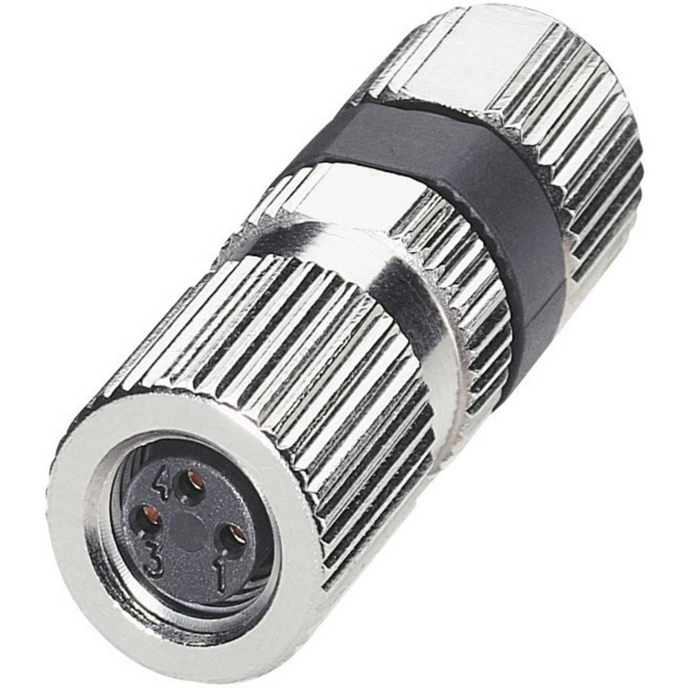 Konektor M8 PierceconR, možnost predpripravein hitra priključitev SACC-M 8FS-4PCON 1506781 Phoenix Contact