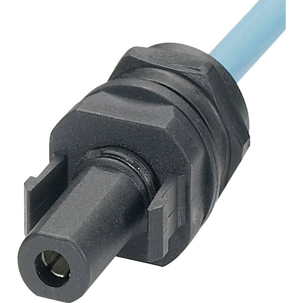 Fotovoltaični konektor SUNCLIX PV-FT-CF-C-6-130-BU črne, modre barve Phoenix Contact vsebina: 1 kos
