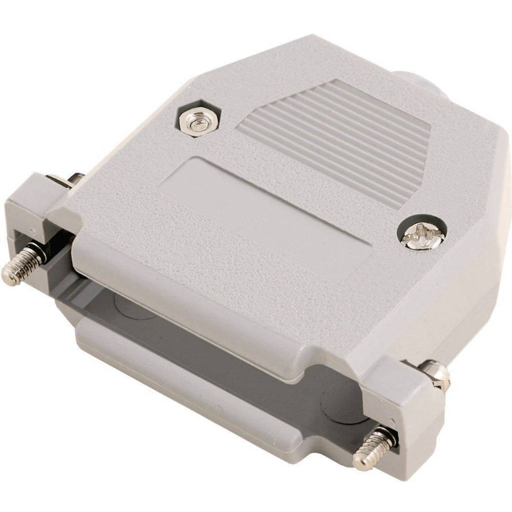 D-SUB pokrov iz umetne mase Encitech 2360-0102-12, poli: 15,vsebina: 1 kos MH Connectors