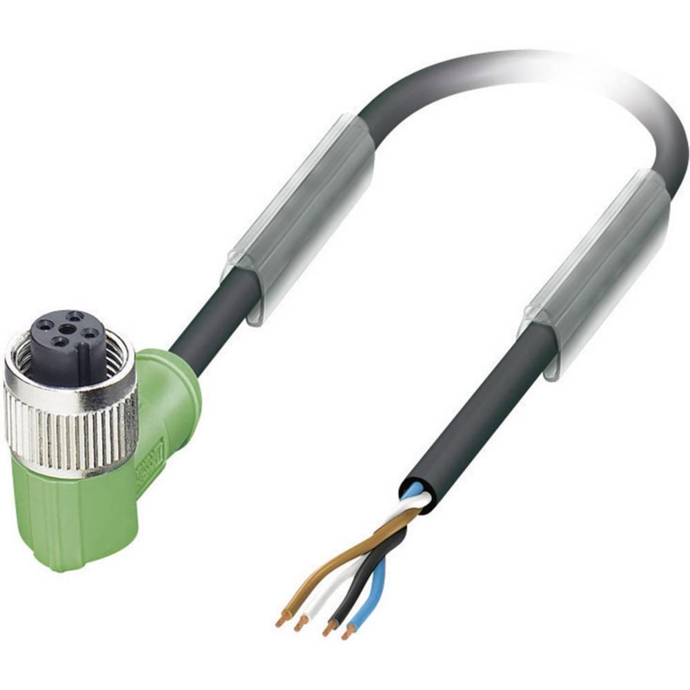 Senzorsko-aktuatorski kabel št.polov: 4 SAC-4P- 1,5-PUR/M12FR Phoenix Contact vsebina: 1 kos