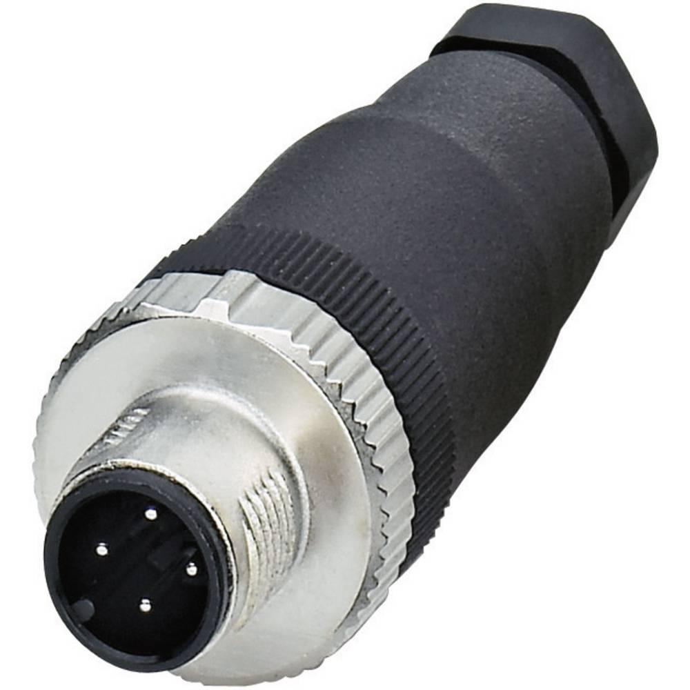 Konektor z možnostjo predpriprave Phoenix Contact SACC-M12MS-5CON-PG 7-M, M12, 0,25-0,75 mm2 1663116