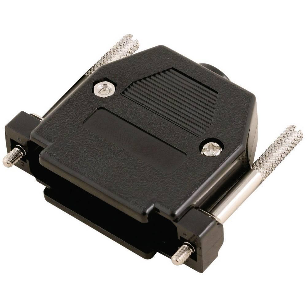 D-SUB pokrov iz umetne mase Encitech 2360-0102-23, poli: 25,vsebina: 1 kos MH Connectors
