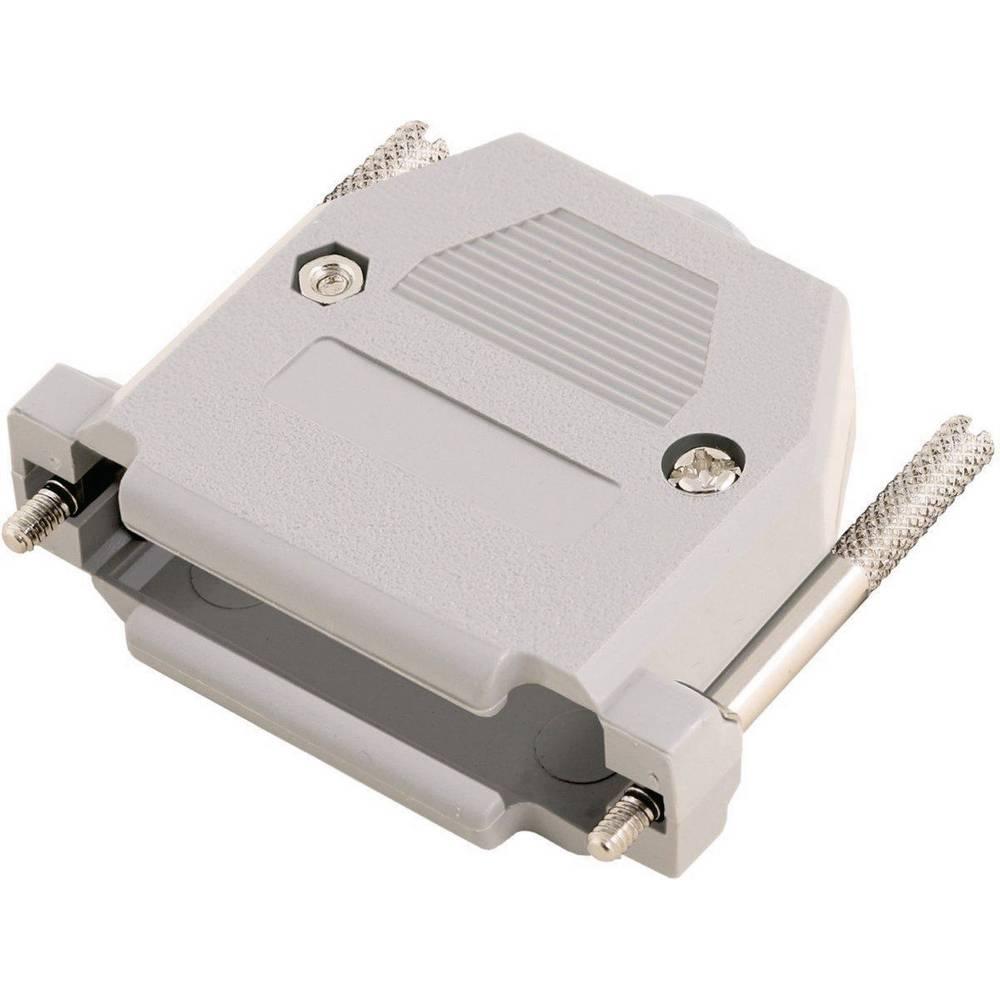 D-SUB pokrov iz umetne mase Encitech 2360-0102-32, poli: 15,vsebina: 1 kos MH Connectors