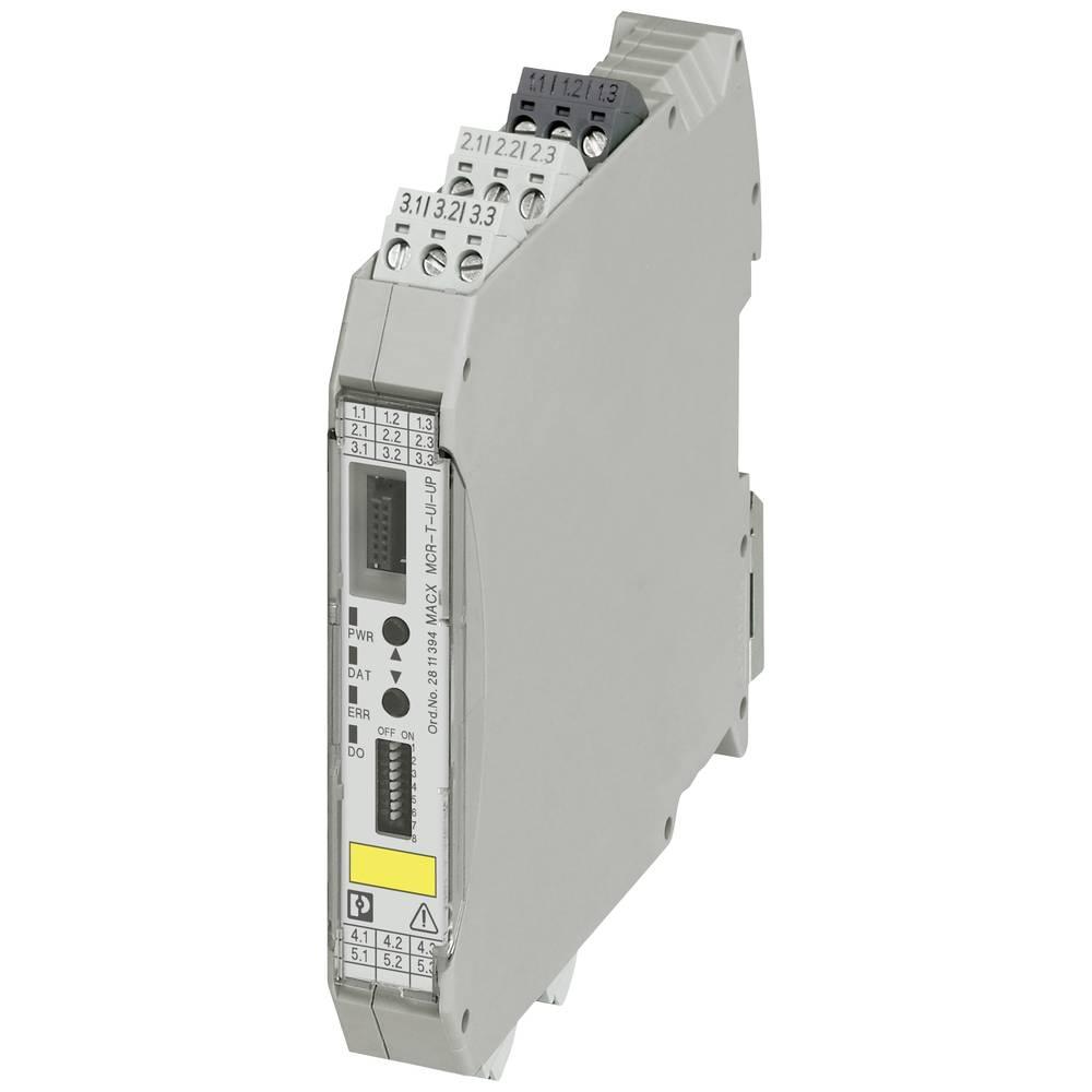 Phoenix Contact MACX MCR-T-UI-UP mjerni pretvarač za temperaturu 2811394