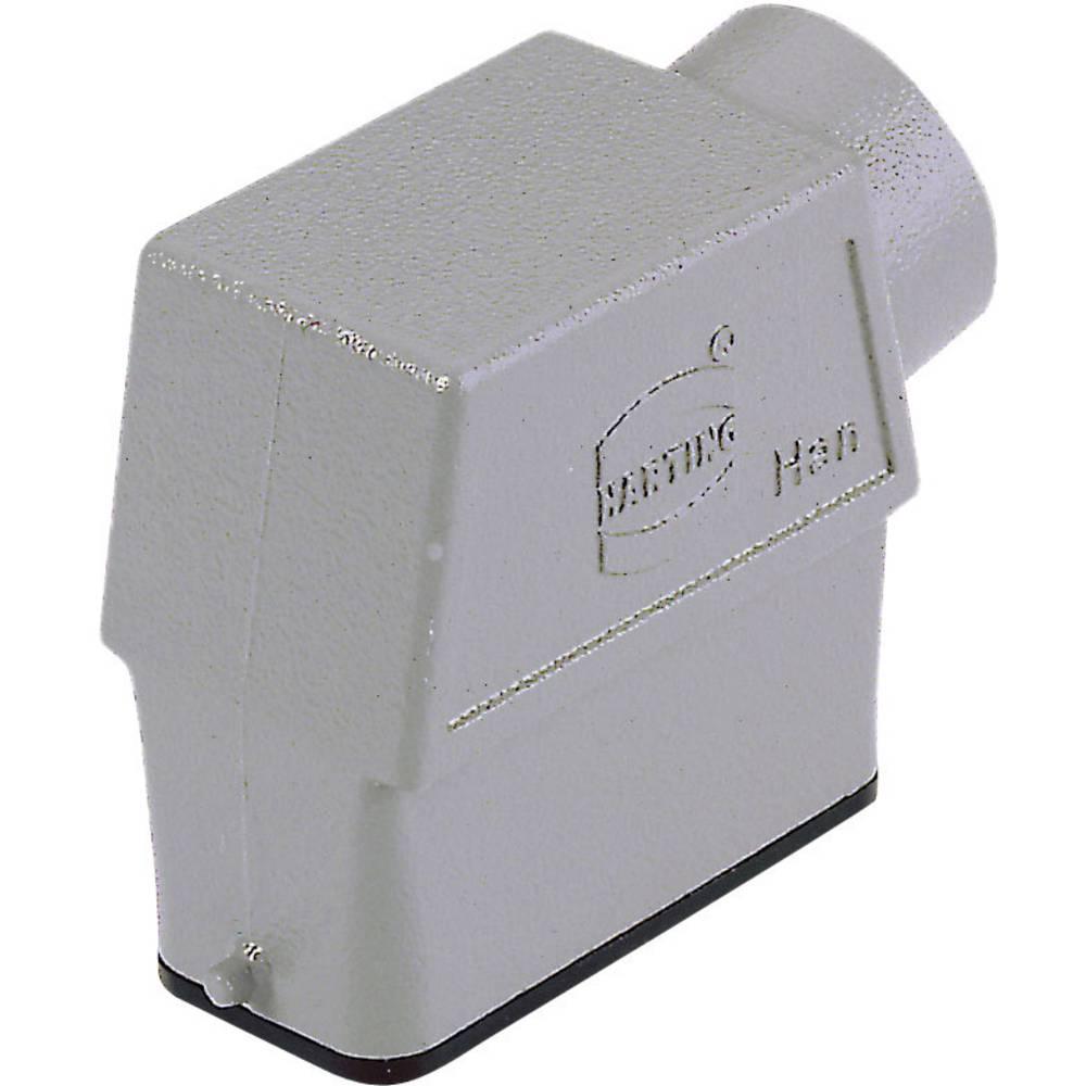 Ohišje z nastavkom, velikosti10 A HanR 10A-gs-Pg16 Harting 09 20 010 0540