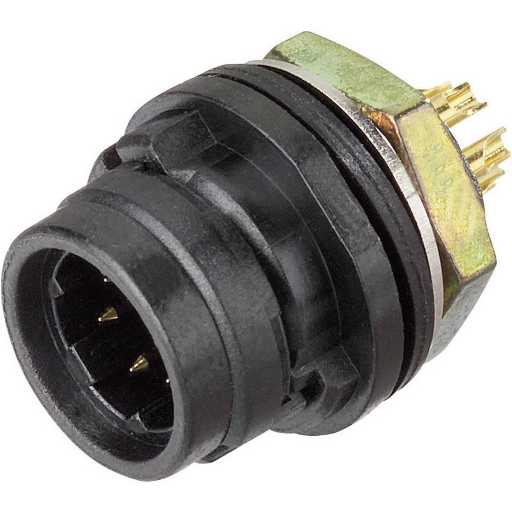 Okrogli moški konektor HiroseElectronic HR30-6R-6P(71), nazivni tok: 2 A, poli: 6, 1 kos Hirose Electronic