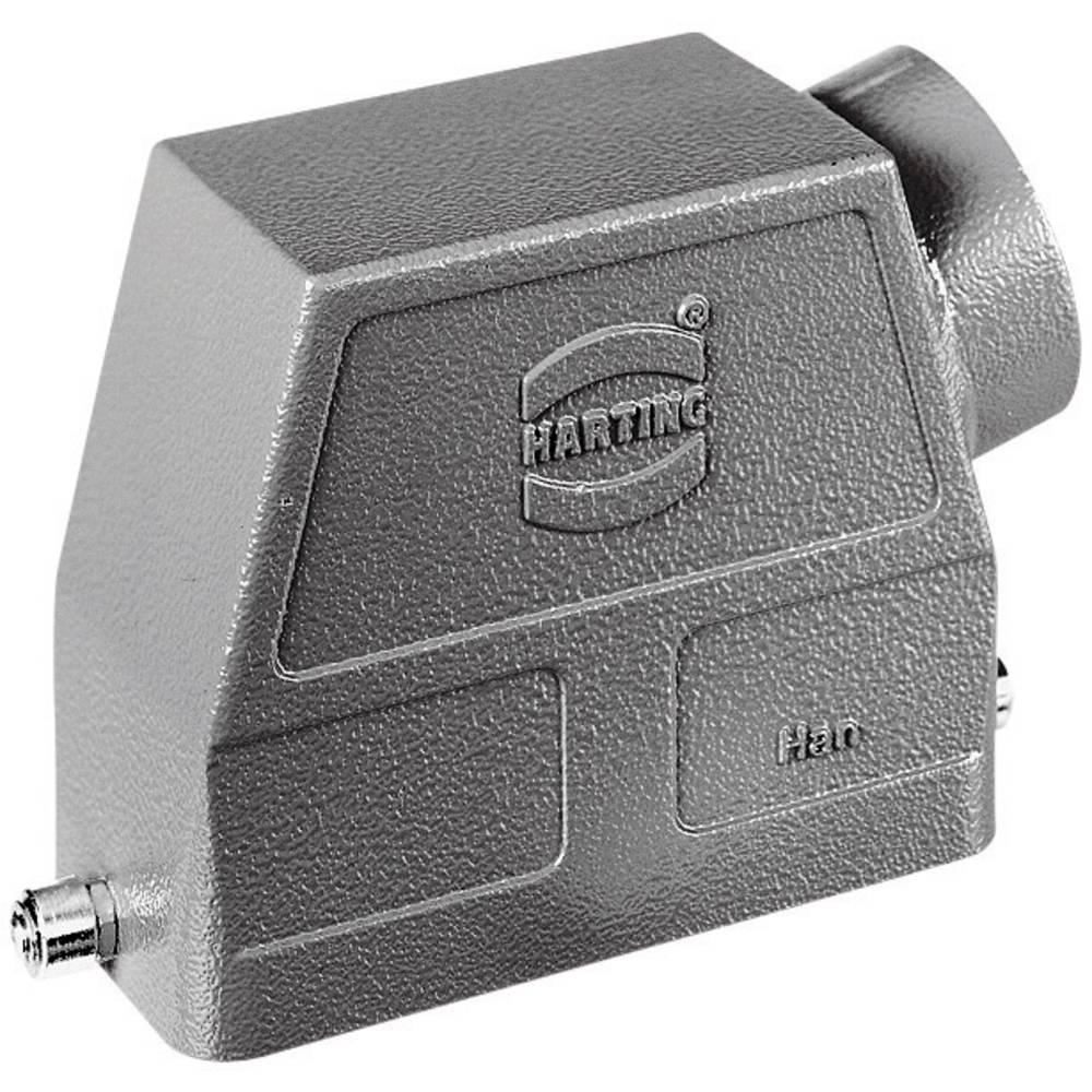 Ohišje z nastavkom, velikosti16 B HanR 16B-gs-R-29 Harting 09 30 016 0540