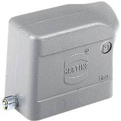 Ohišje z nastavkom, velikosti10 B HanR 10B-gs-R-M25 Harting 19 30 010 1541