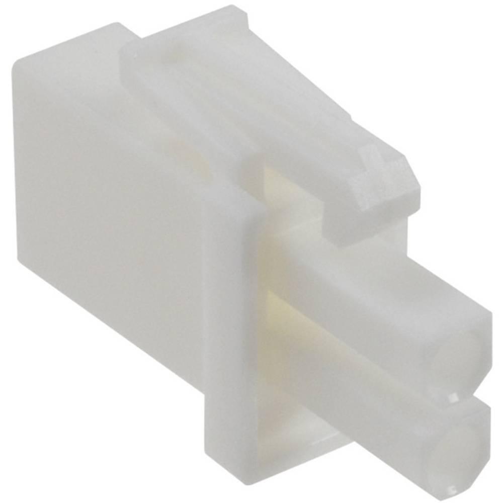 Mini-Universalno-MATE-N-LOK pinsko ohišje, št.polov: 2 Mini-Universal MATE-N-LOK TE Connectivity vsebina: 1 kos