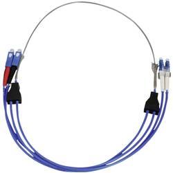 Optični priključni kabel [1x LC vtič - 1x SC vtič] 9/125µ Singlemode OS2 1 m EFB Elektronik