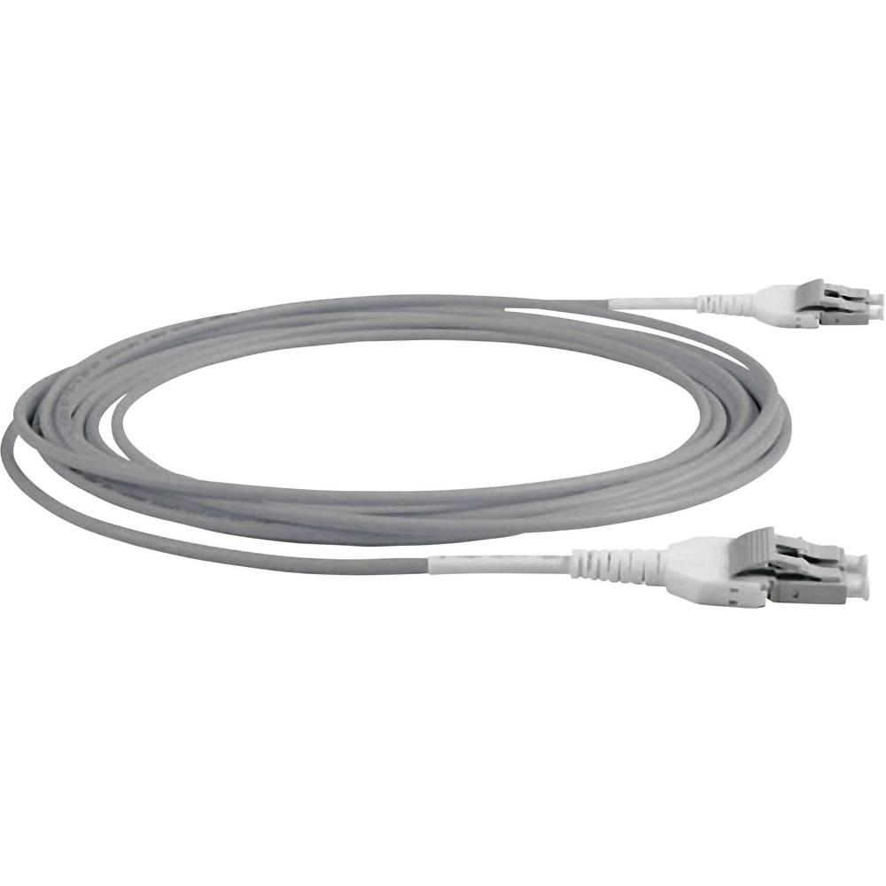 Optični priključni kabel [1x LC vtič - 1x LC vtič] 50/125µ Multimode OM2 1 m EFB Elektronik