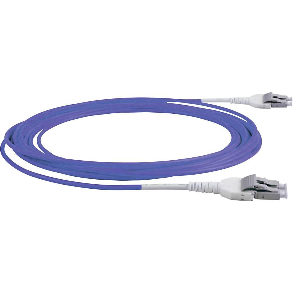 Optični priključni kabel [1x LC vtič - 1x LC vtič] 9/125µ Singlemode OS2 1 m EFB Elektronik