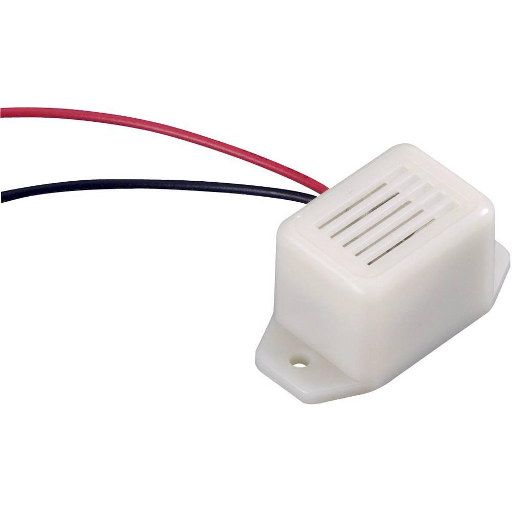 Miniature summer Støjudvikling: 80 dB Spænding: 6 V Kontinuerlig lyd (value.1730255) EMS-06L 1 stk