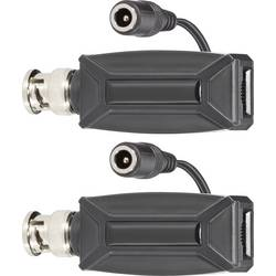 sygonix PoE adapter, BNC, 2-dijelni komplet 43907V