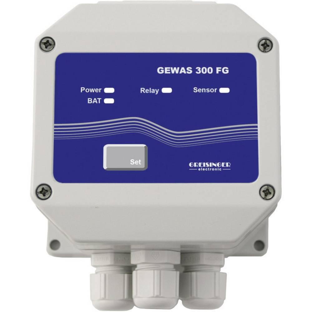 Javljalnik nivoja vode brez tipala, Greisinger 600656 omrežno napajanje