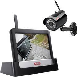 ABUS Komplet bežičnog sustava nadzora, 17,78 cm (7) kućni video komplet za nadzor Touch & App TVAC16000A