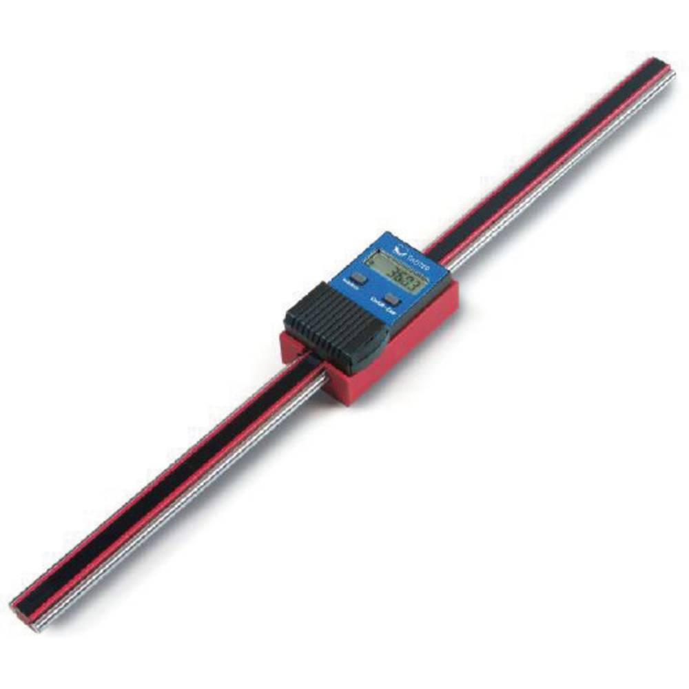 Digitalni merilnik dolžine Sauter LB 200-2, z RS-232, 200 mm: 0,01 mm