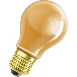 Glödlampa E27 OSRAM DECOR A ORANGE 11W 240V E27 35X1 11 W Päronform 1 st