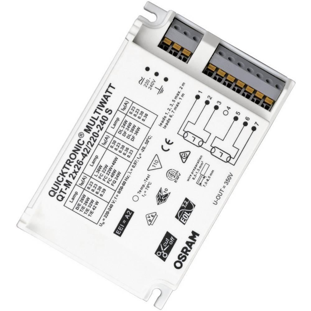Deeplink QT-M 2X26-42 / 220-240 S UNV1 OSRAM QT-M 2X26-42/220-240 S VS20 1 st