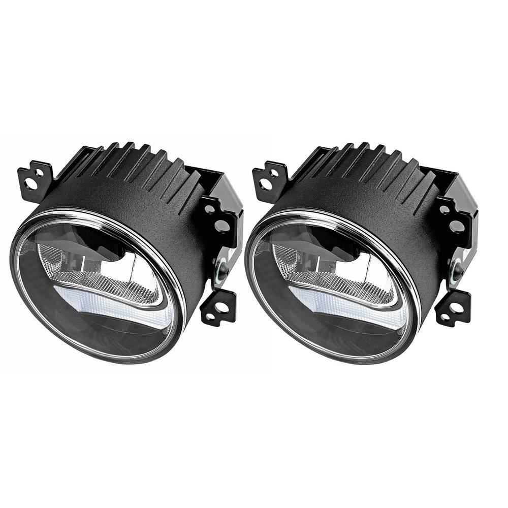 OSRAM Luči za dnevno vožnjo in meglenke LEDriving® FOG+ DRL LED (Ø x G) 90 mm x 97 mm