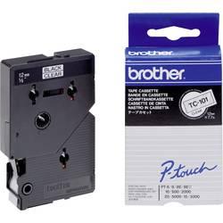 TC trake za označavanje Brother, laminirane TC101