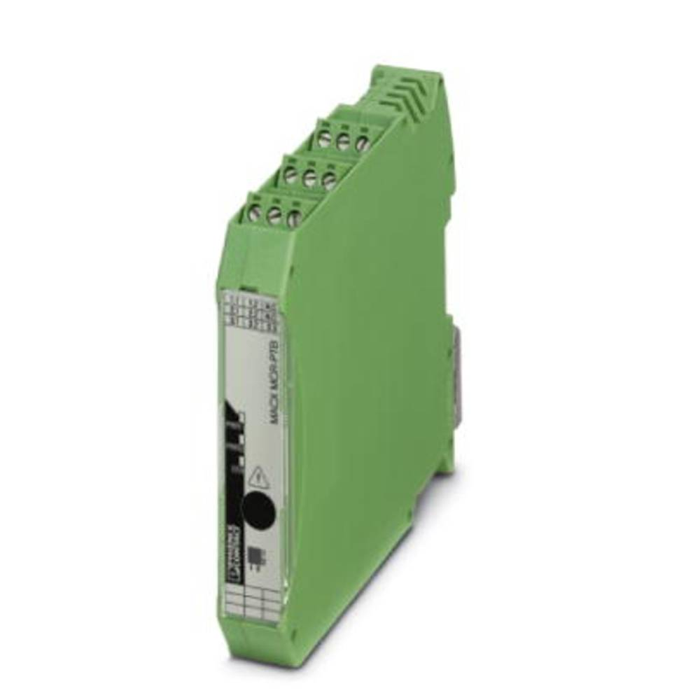 MACX MCR-PTB - napajalni modul za odkrivanje napak Phoenix Contact MACX MCR-PTB kataloška številka 2865625 1 kos