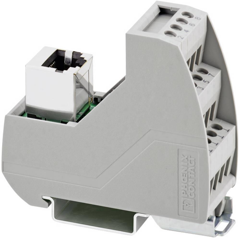 VIP-3/SC/RJ45 - Prenosni modul VIP-3/SC/RJ45 Phoenix Contact vsebina: 1 kos