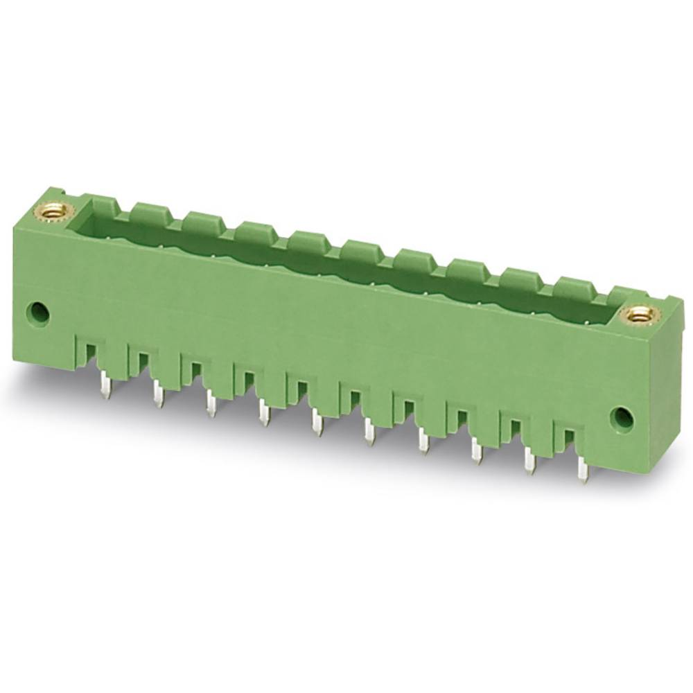 Pinsko ohišje za tiskano vezje MSTBV Phoenix Contact 1777086 raster: 5.08 mm 250 kosov