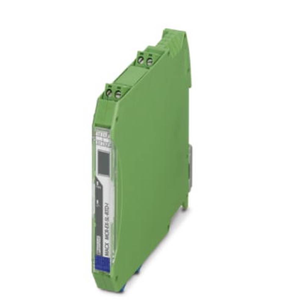 MACX MCR-EX-SL-RTD-I-SP-NC - temperaturni pretvornik Phoenix Contact MACX MCR-EX-SL-RTD-I-SP-NC kataloška številka 2924168 1 kos