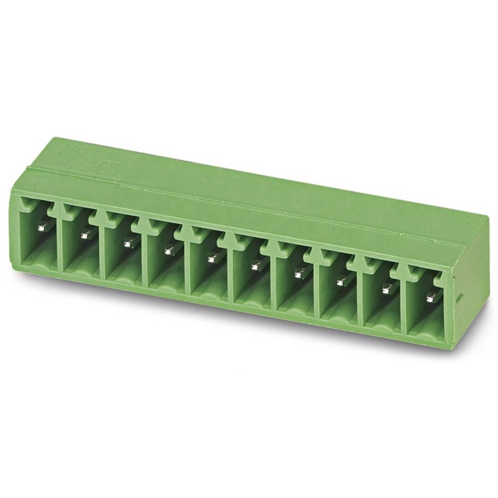 Pinsko ohišje za tiskano vezje MC Phoenix Contact 1803400 raster: 3.81 mm 50 kosov