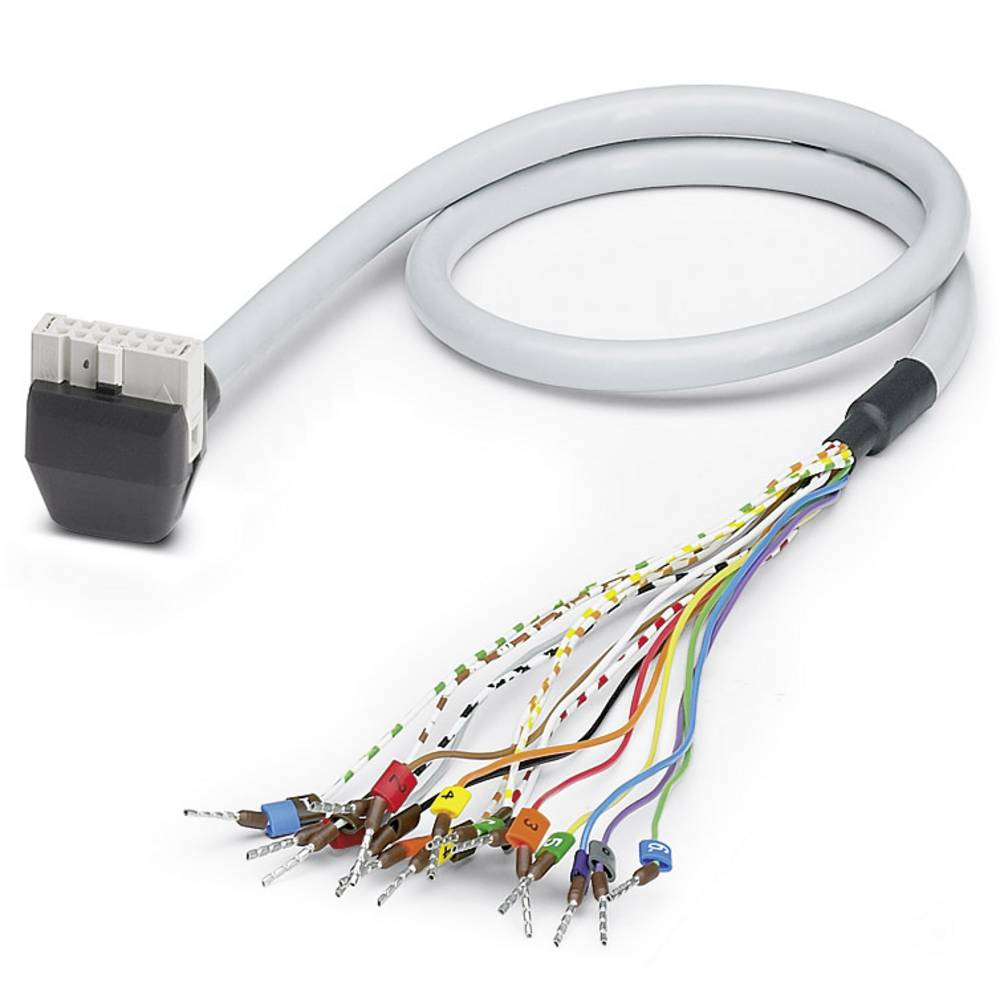 VIP-CAB-FLK16/FR/OE/0,14/1,5M - okrogli kabel VIP-CAB-FLK16/FR/OE/0,14/1,5M Phoenix Contact vsebuje: 1 kos
