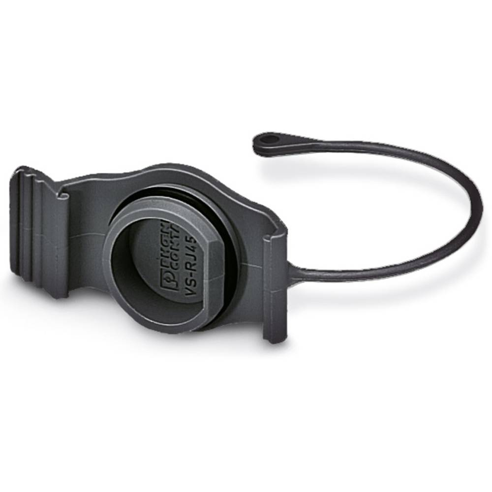 Sensor-/Aktor-stikforbindelse, tilbehør Beskyttelseskappe Phoenix Contact 1658066 VS-08-SD-F-BK 5 stk
