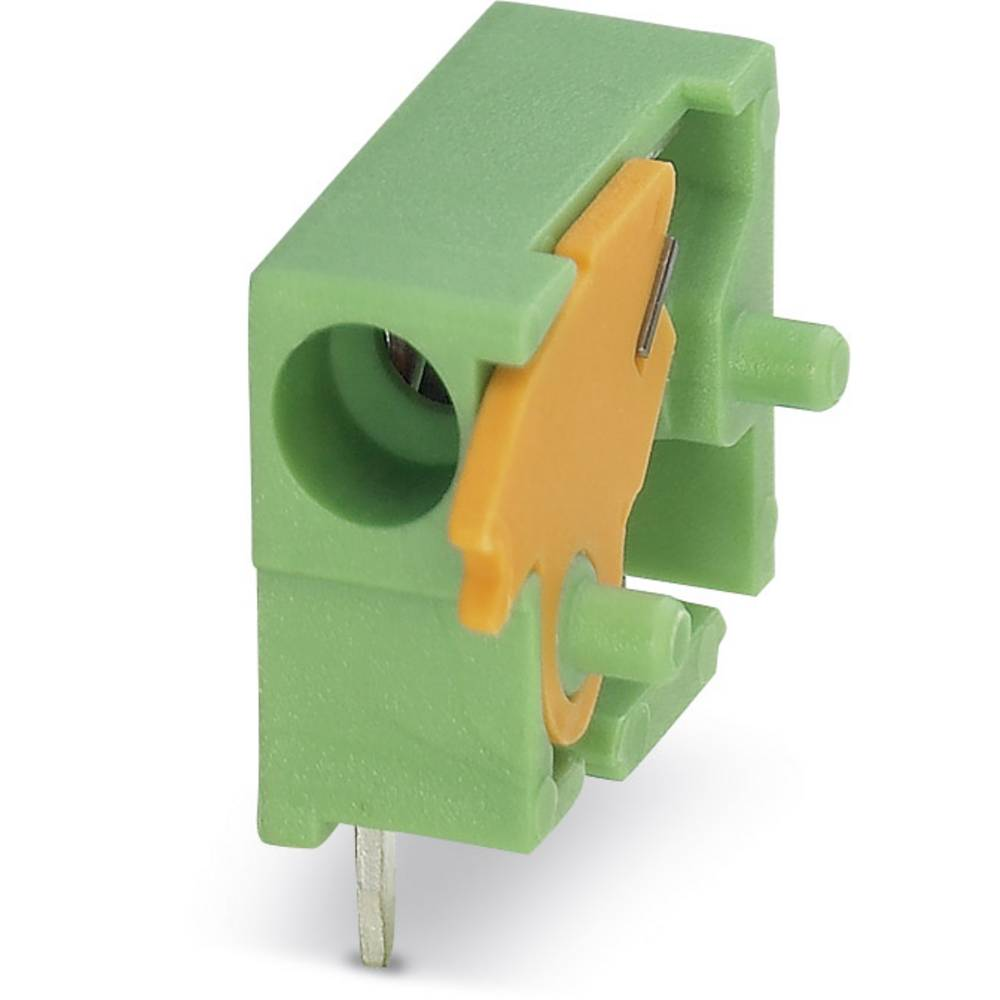 Fjederkraftsklemmeblok Phoenix Contact FFKDS/H2-5,08 1.50 mm² Poltal 1 Grøn 250 stk