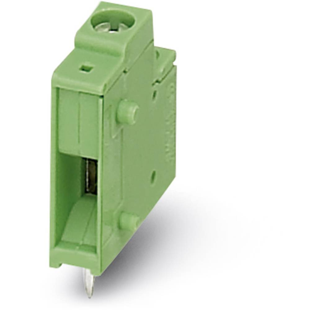 Skrueklemmeblok Phoenix Contact KDS 2,5 2.50 mm² Poltal 1 Grøn 50 stk