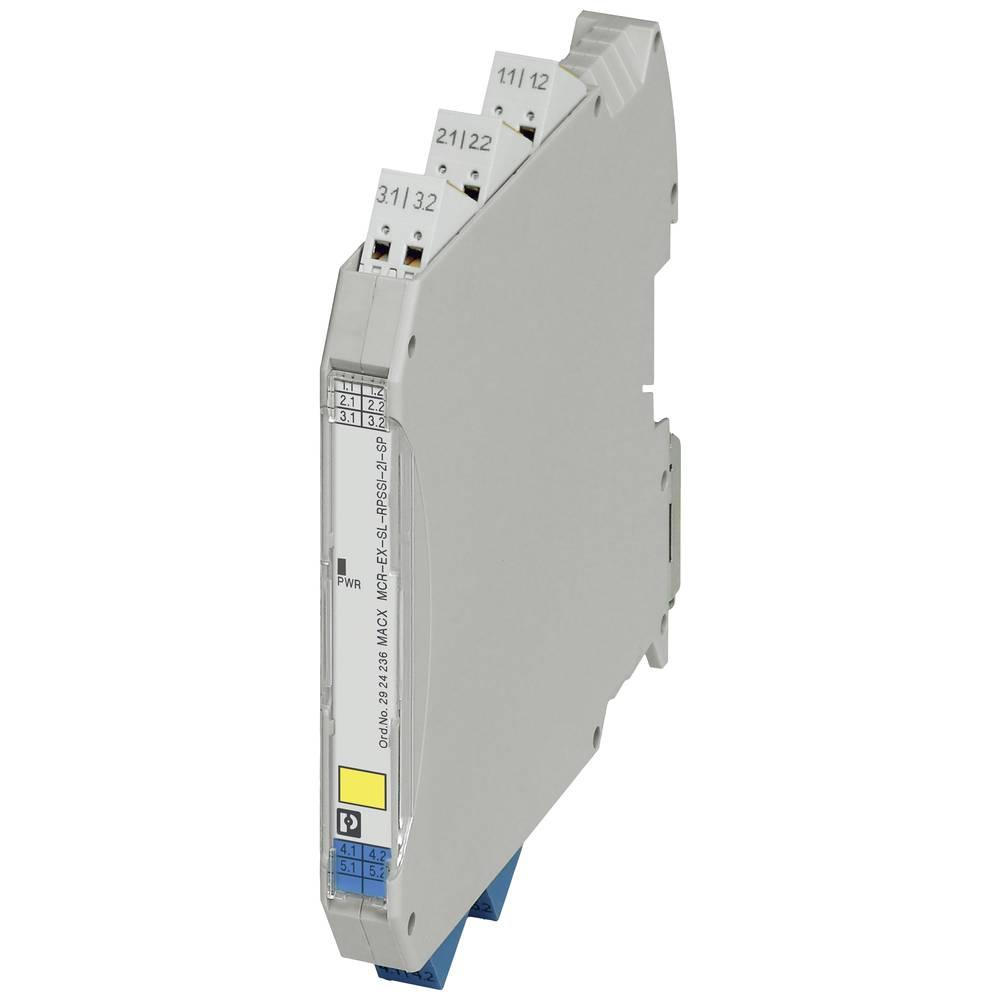 MACX MCR-EX-SL-RPSSI-2I-SP - napajalni razdelilnik Phoenix Contact MACX MCR-EX-SL-RPSSI-2I-SP kataloška številka 2924236 1 kos