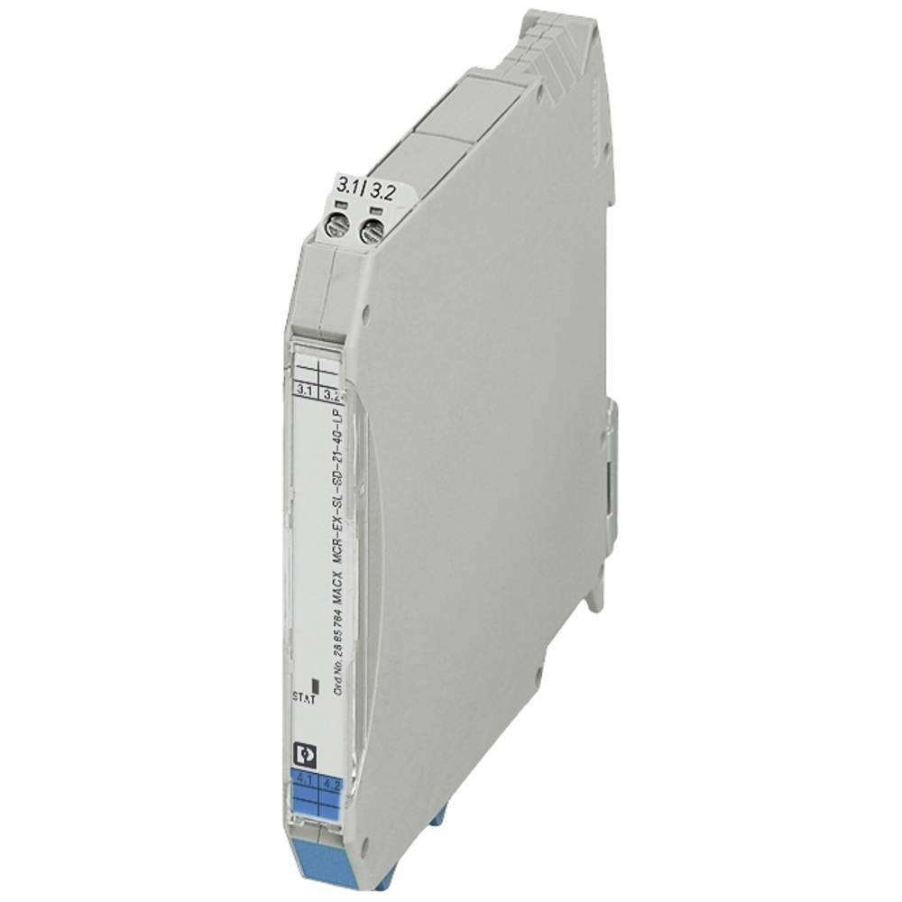 MACX MCR-EX-SL-SD-21-40-LP-SP - modul kontrole ventilov Phoenix Contact MACX MCR-EX-SL-SD-21-40-LP-SP kataloška številka 2924139