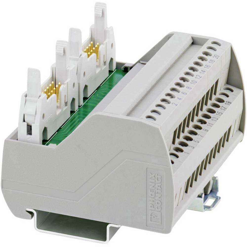 VIP-2/SC/2FLK14 (1-20) /S7 - Pasivni modul VIP-2/SC/2FLK14 (1-20) /S7 Phoenix Contact vsebina: 1 kos