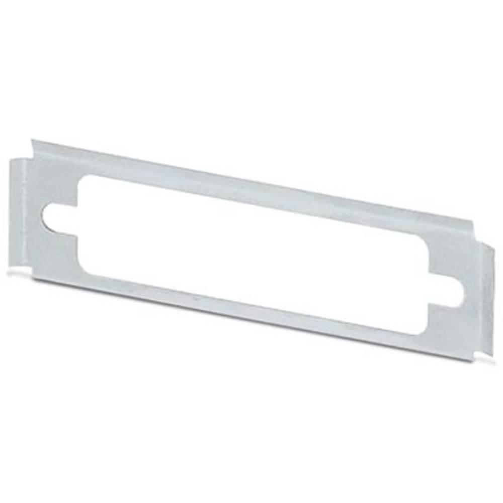 Zaščitna plošča Phoenix Contact VS-25-A-EMV-S srebrne barve 5 kosov