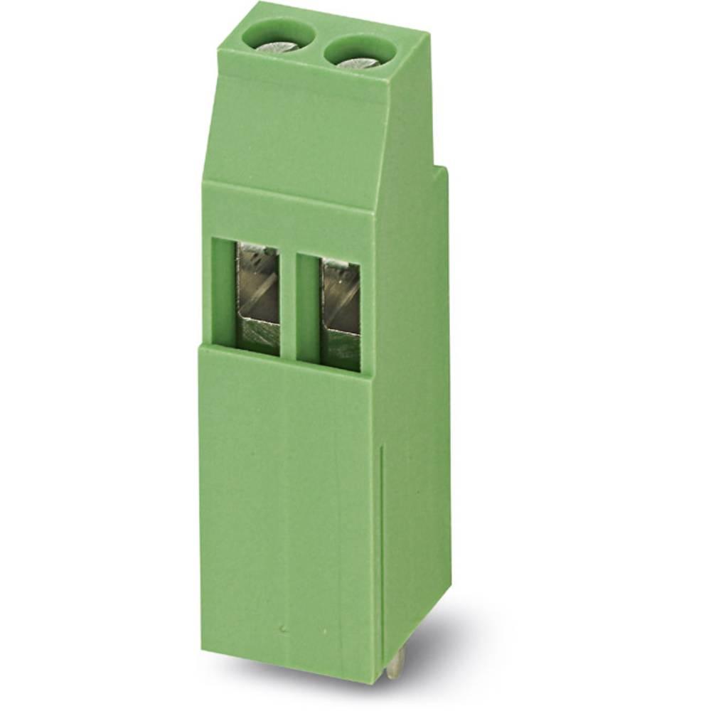 Skrueklemmeblok Phoenix Contact MKKDSH 3/ 2-EX 2.50 mm² Poltal 2 Grøn 50 stk