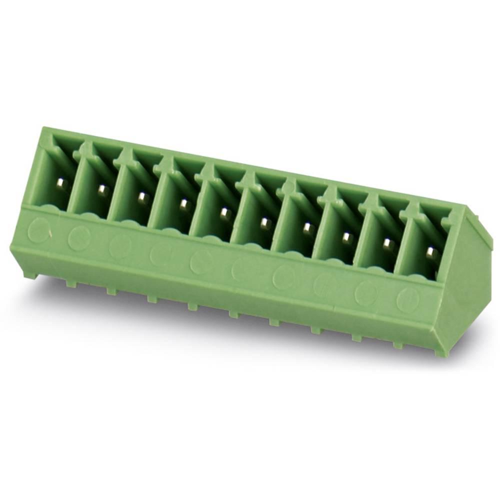Pinsko ohišje za tiskano vezje SMC Phoenix Contact 1827282 raster: 3.81 mm 250 kosov