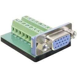 Adapter Delock 65170, ženski konektor VGA, vsebina: 1 kos